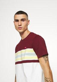 Levi's® - ORIGINAL TEE - T-shirt basic - bordeaux - 3