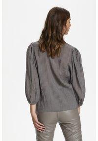Soaked in Luxury - Skjorte - brushed nickel - 2