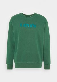 Levi's® - RELAXED GRAPHIC CREW - Sweatshirt - greens - 5