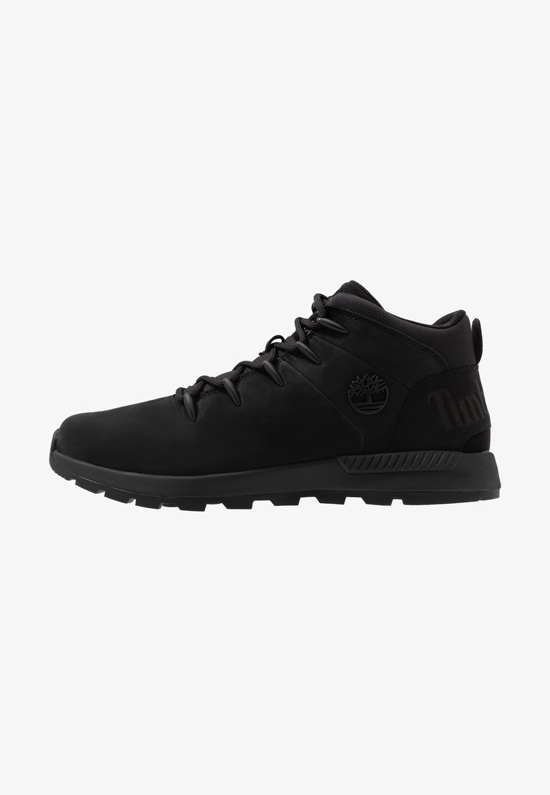 Timberland - SPRINT TREKKER MID - Bottines à lacets - black