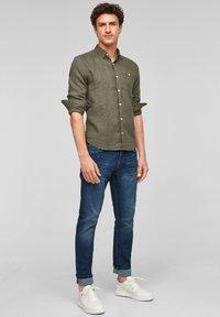 s.Oliver - Shirt - olive - 1
