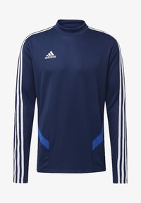 adidas Performance - TIRO 19 TRAINING TOP - Sweatshirts - blue - 6