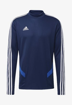 TIRO 19 TRAINING TOP - Bluza - blue