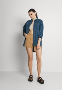 ONLY - ONLMAGO LIFE - Shorts - toasted coconut - 1