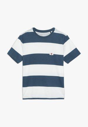 TOKYO FLAG BOY - T-shirt con stampa - legion blue