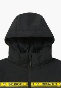 Brunotti - ROLF BOYS - Snowboard jacket - pine grey - 4