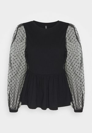 PCRILLIE - Blouse - black