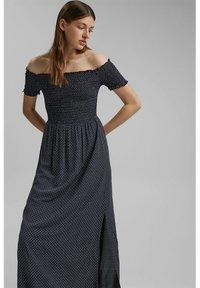 edc by Esprit - Maxi dress - navy - 3