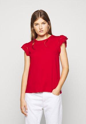 SUBLIME - Print T-shirt - orient red