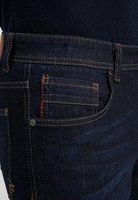 camel active - Slim fit jeans - dark blue denim - 3