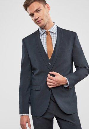 STRETCH TONIC SUIT: JACKET-SLIM FIT - Giacca elegante - dark blue