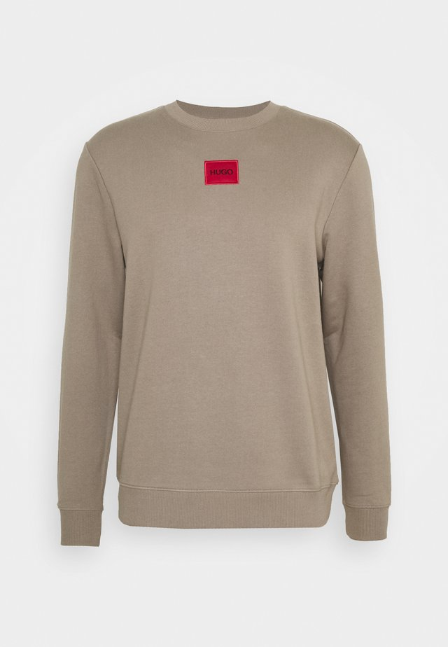 DIRAGOL - Sweatshirts - light pastel brown