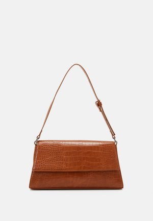 AMIRA BAG - Handbag - croco