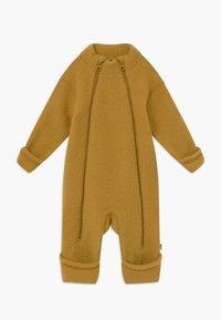 Joha - UNISEX - Jumpsuit - mustard yellow - 0