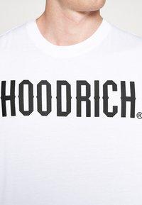 Hoodrich - CORE - Print T-shirt - white - 5