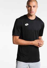 Lotto - DELTA - Teamwear - black - 0