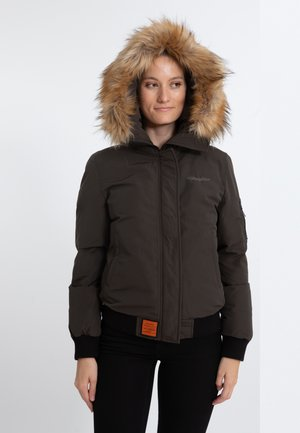 ASPEN - Winter jacket - khaki