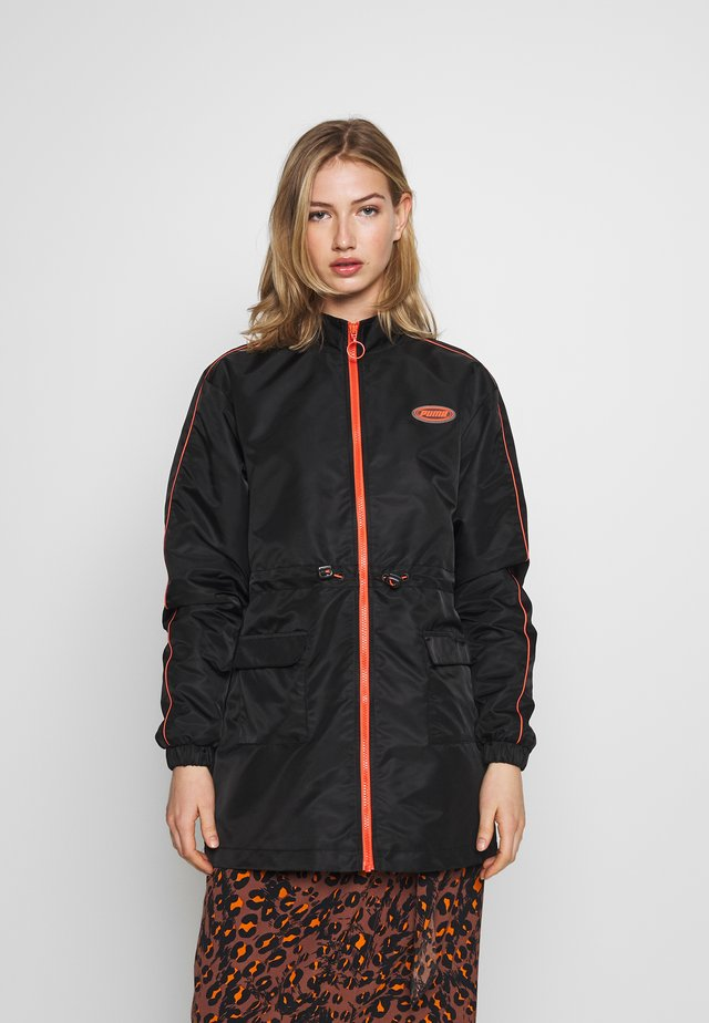 UTILITY COAT - Light jacket - black