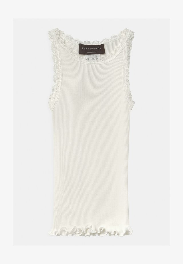 REGULAR LACE - Top - ivory