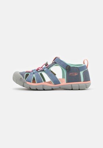 SEACAMP II CNX - Walking sandals - flint stone/ocean wave