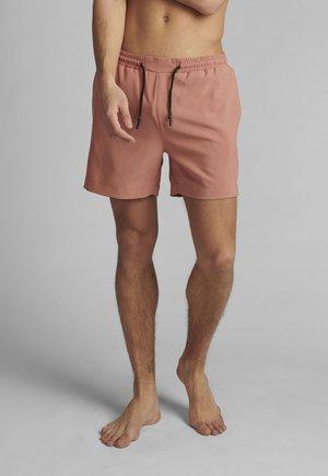 AKSHARK SOLID - Swimming shorts - old rose