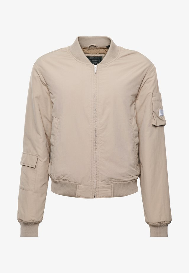 NEVADA  - Bomber Jacket - sage
