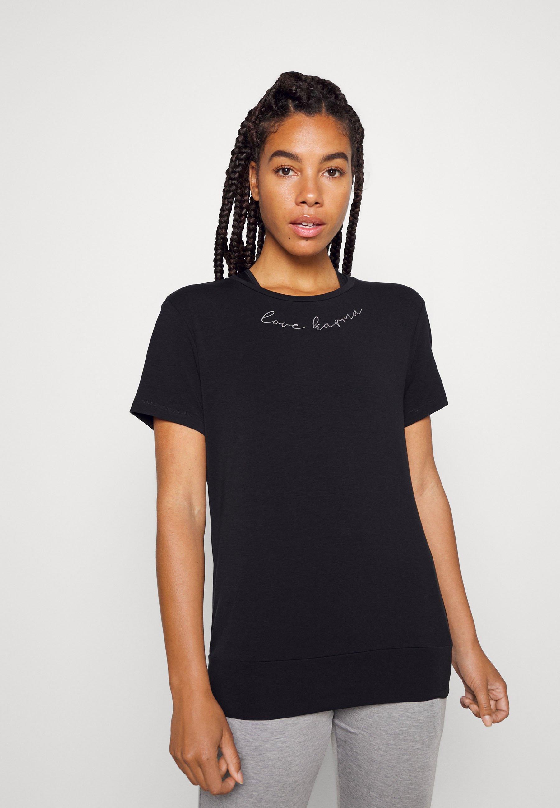 Women MANTRA - Basic T-shirt