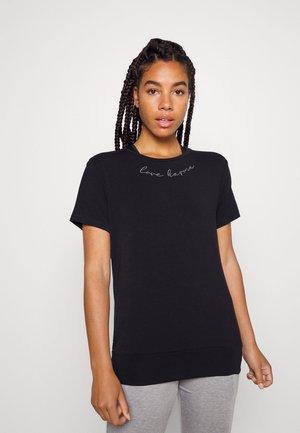 MANTRA - T-shirt basic - black