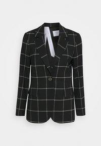 Marc O'Polo PURE - Blazer - black - 0