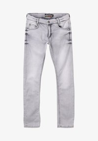 Blue Effect - Straight leg jeans - grey medium - 4
