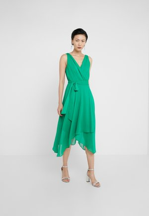 WRAP HANDKERCHIEF - Cocktail dress / Party dress - grass