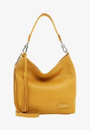 STACY  - Tote bag - yellow