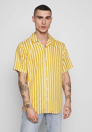 ONSWAYNE STRIPED - Shirt - golden spice