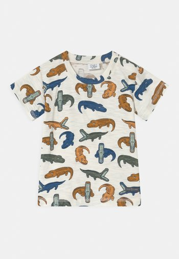 ARTHUR - Print T-shirt - white