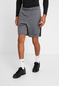 Nike Performance - TRAIN - kurze Sporthose - iron grey/black - 0