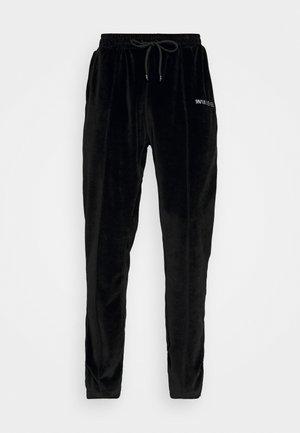 TRACK PANTS UNISEX - Teplákové kalhoty - black