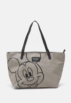 SHOPPER MICKEY MOUSE MAKING MEMORIES - Shopping bag - grey