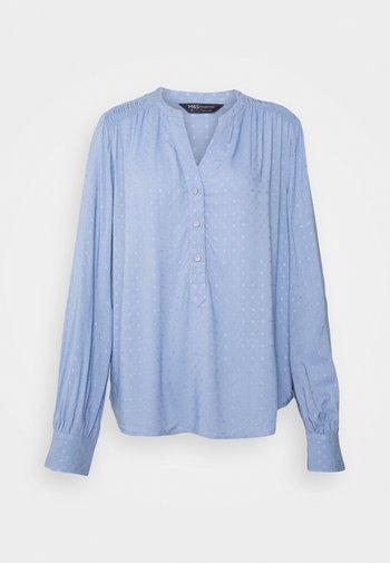 PLAIN CASUAL - Blouse - light blue