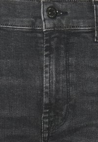 7 for all mankind - CROPPED UNROLLED ILLUSION EPIC - Bootcut jeans - black - 2