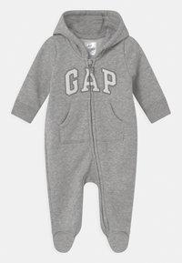 GAP - LOGO BEAR UNISEX - Jumpsuit - light heather grey - 0