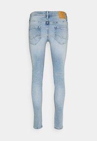 Jack & Jones - JJITOM JJORIGINAL - Jeans Skinny Fit - blue denim - 6
