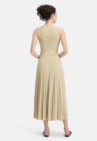 Nicowa - COMARI - Cocktail dress / Party dress - gold - 2