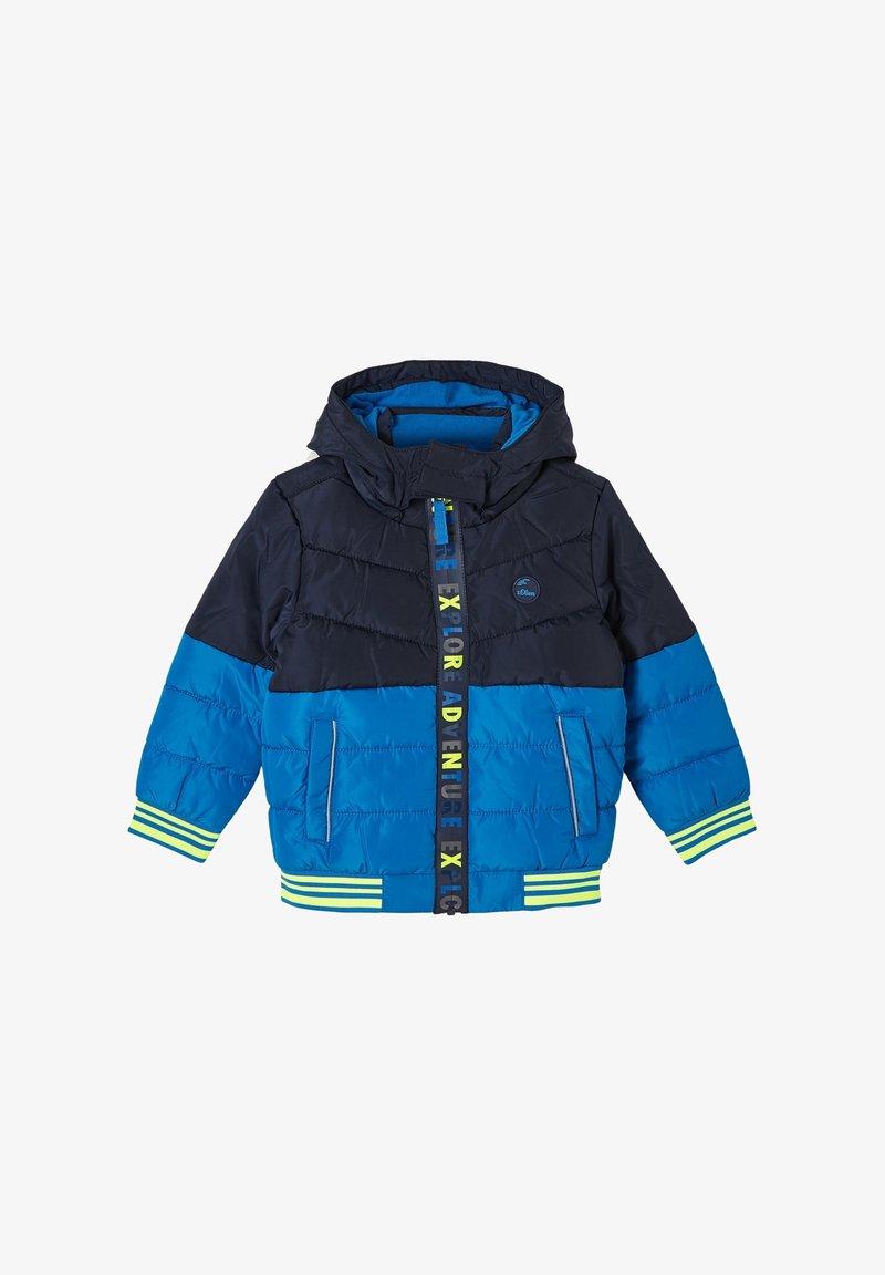 s.Oliver - AMOVIBLE - Light jacket - dark blue