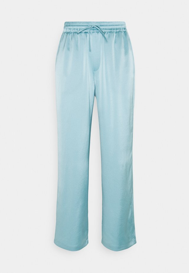 HAYLEY TROUSER - Trousers - turquoise