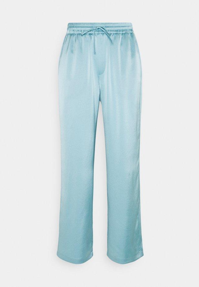 HAYLEY TROUSER - Kalhoty - turquoise