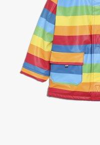 JoJo Maman Bébé - COSY WATERPROOF JACKET - Waterproof jacket - multi-coloured - 4