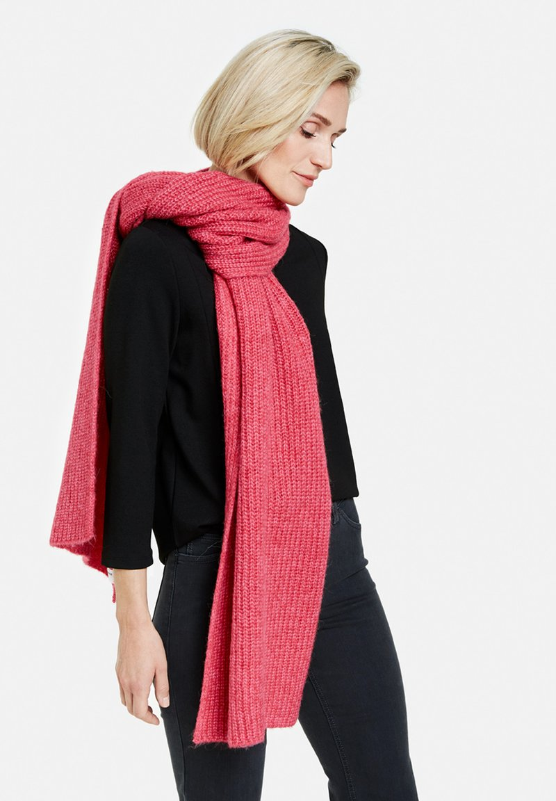 Gerry Weber - Scarf - bright coral