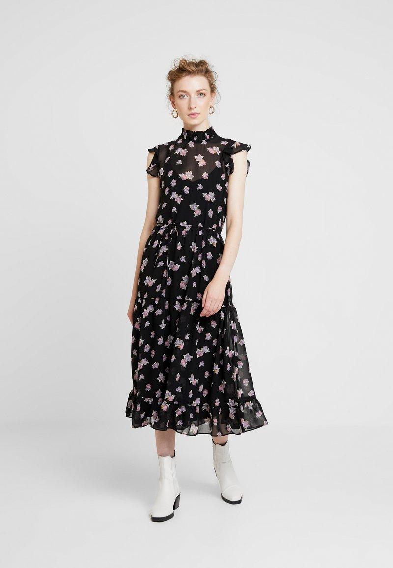 Levete Room - CLAUDIA - Maxi dress - black