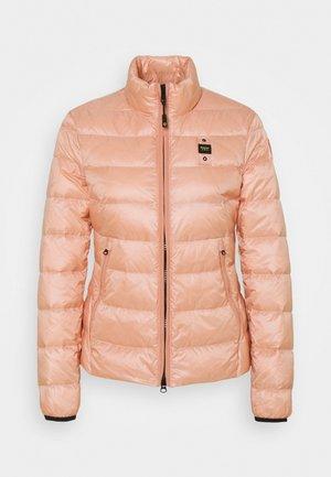 GIUBBINI CORTI IMBOTTITO  - Down jacket - light pink