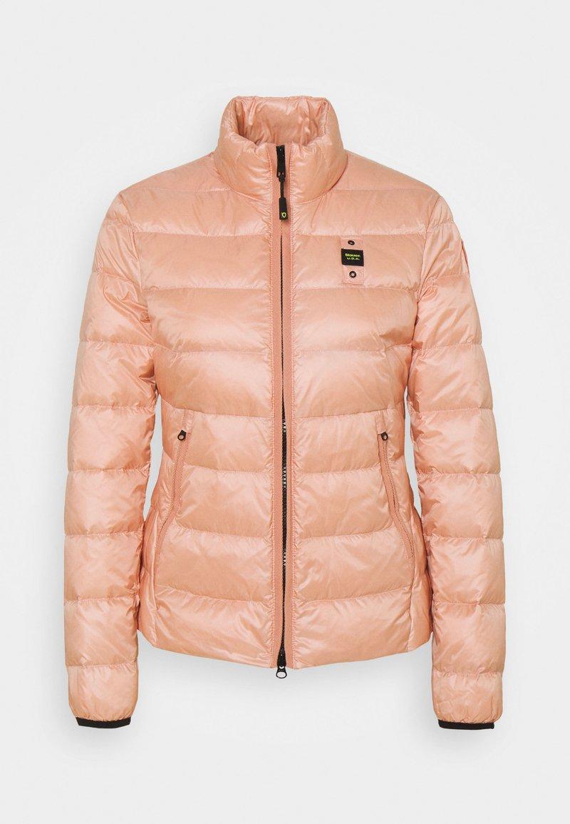 Blauer - GIUBBINI CORTI IMBOTTITO  - Dunjakke - light pink